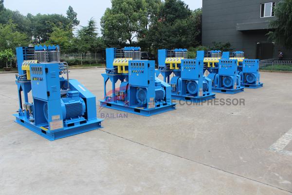 无油高压氧气压缩机(3)